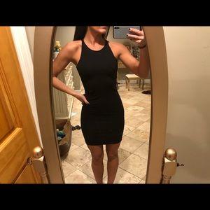 NWT American Apparel Black Bodycon Dress